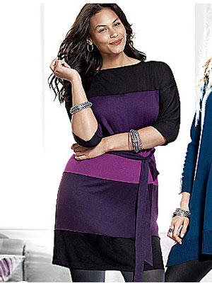 Moda za punije za jesen 2012.