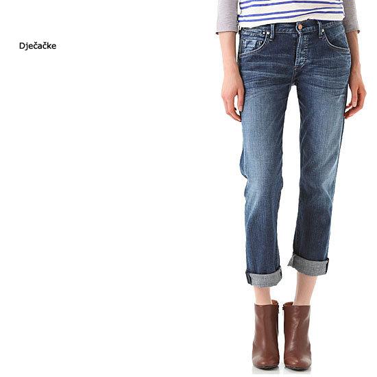 Moderne traperice, u sezoni jesen – zima 2012 /2013. - Moderne jeans hlače - Moderne farmerke