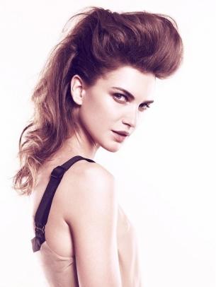 Frizure za 2013  – duga kosa