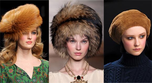 Moderne kape za zimu 2012/2013.
