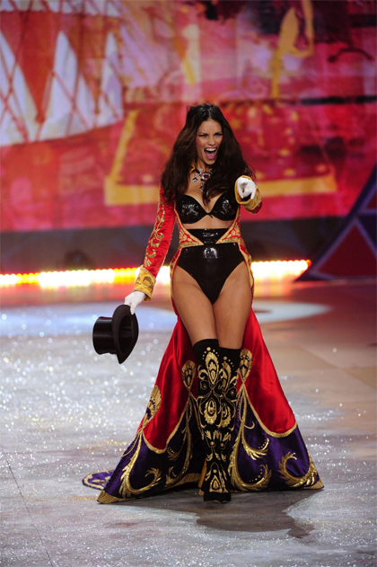 Victoria's Secret Fashion Show 2012.