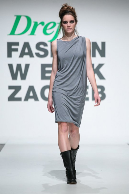 Najbolje haljine i lookovi s Fashion Weeka Zagreb - Fashion week zagreb 2012.