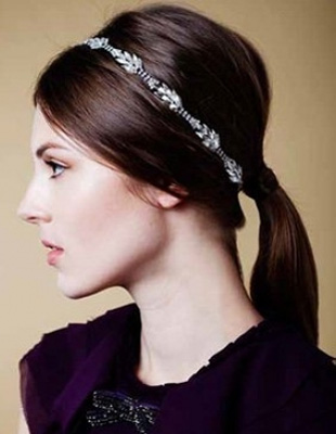 Frizure s modnih pista za proljeće 2013.
