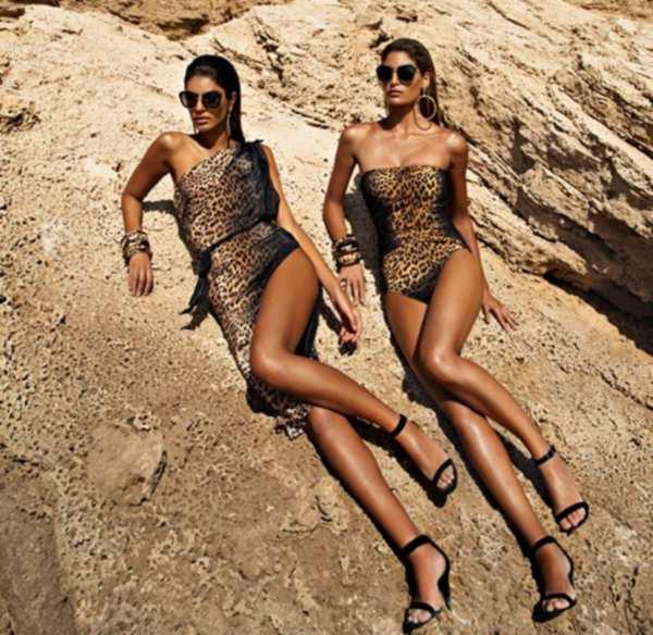 Moderni kupaći kostimi za ljeto 2014.
