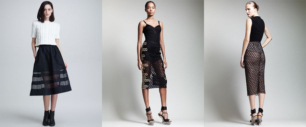 Moderne suknje za proljeće i ljeto 2013.