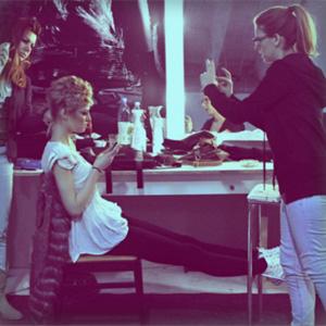 Zanosna Lidija Lešić zaštitno lice Dreft Fashion Weeka Zagreb