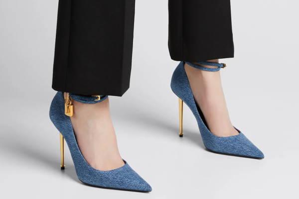 Cipele s visokim potpeticama jesen-zima 2021.