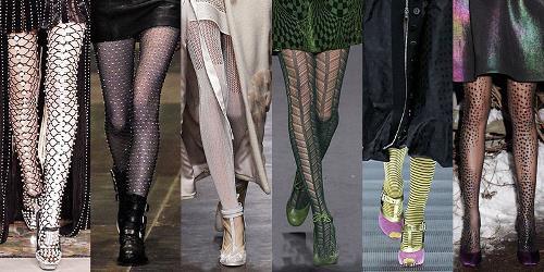 Alexander McQueen, Saint Laurent, Missoni, Anna Sui, Miu Miu, Cynthia Rowley