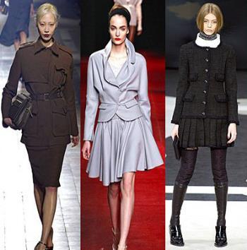 Lanvin, Nina Ricci, Chanel
