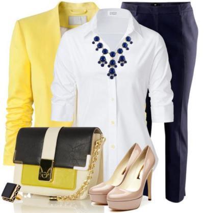 Moderne bijele košulje u sezoni jesen-zima