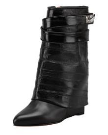 Moderne čizme s punom petom za sezonu jesen-zima