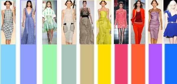 Moderne boje za proljeće 2014.