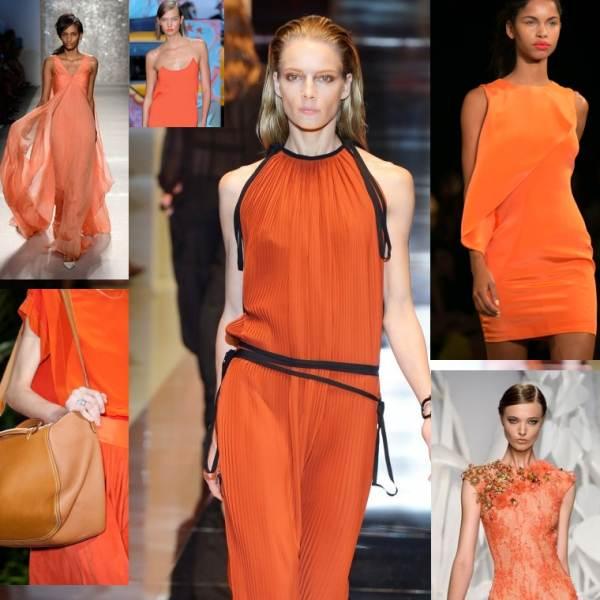 Značenje narančaste boje