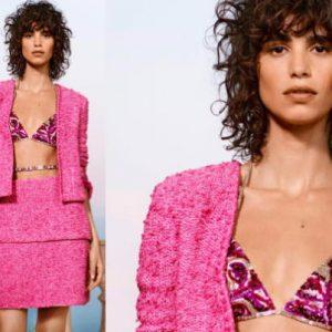 Pink i pastelna roza boje su proljetne mode u 2021.