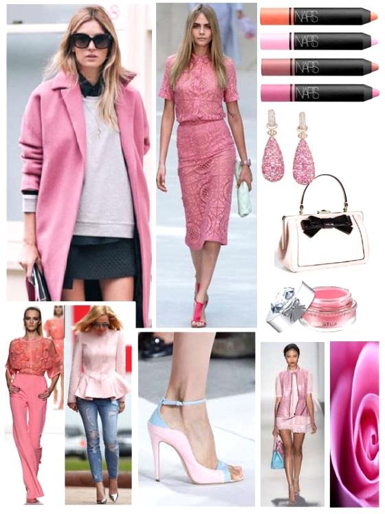 Značenje moderne ružičaste boje