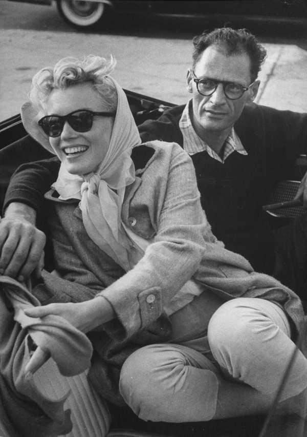 Marilyn Monroe_Arthur Miller