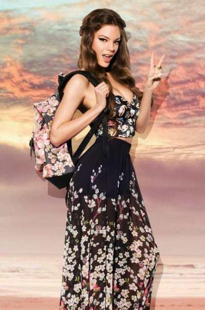 Nebesko - cvjetni summerbook iz ELFS modne bajke!