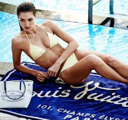 Louis Vuitton kupaći kostimi za ljeto