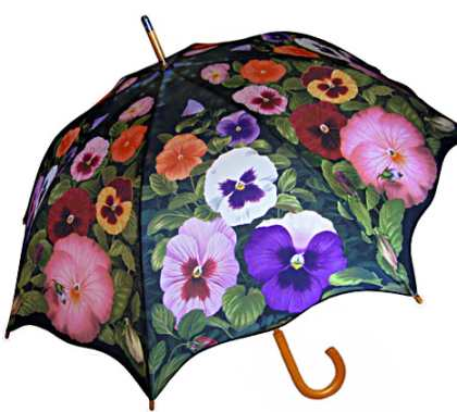 Moderni kišobrani za kišne dane sa stilom
