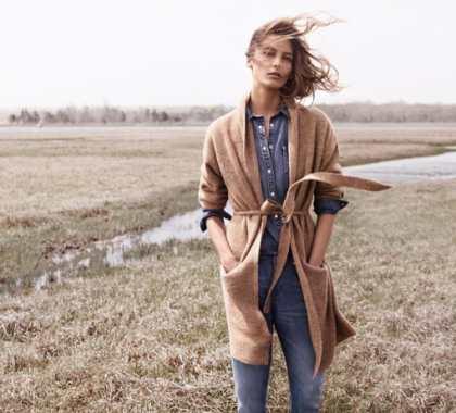 Moderna pletena odjeća za jesen