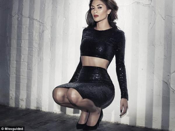 Nicole Scherzinger -1
