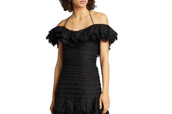 Top 21 dizajnerska moderna mala crna haljina