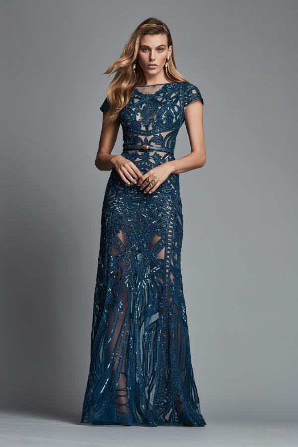 Fantastične Večernje Haljine Za Jesen Moda