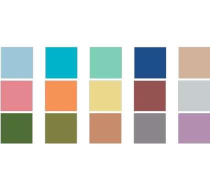 Moderne boje za proljeće i ljeto 2015.
