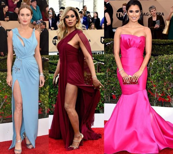 Brie Larson, Laverne Cox, Diane Guerrero