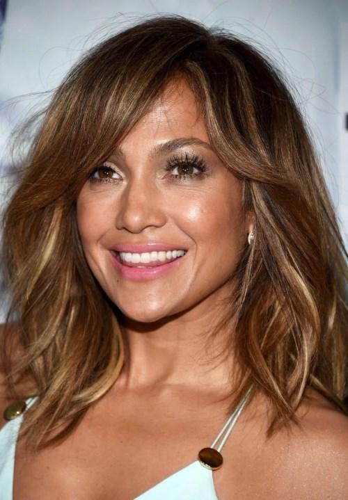 Nova Frizura Jennifer Lopez Moda