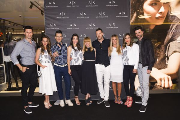 VIP opening party_Armani Exchange_f2