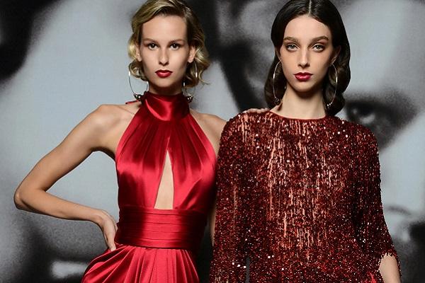 43 svečane crvene haljine