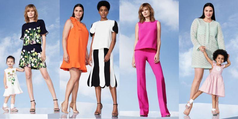 Ljetna moda u stilu Victorie Beckham – za mršave, punije, djecu