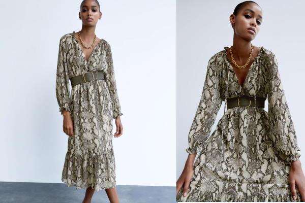 Duge haljine za jesen i zimu