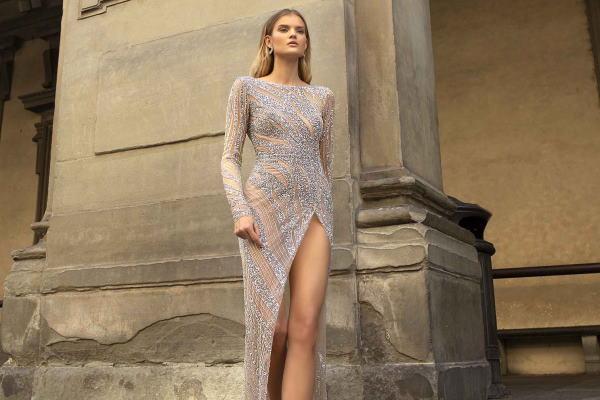 Svečane i glamurozne – moderne duge haljine