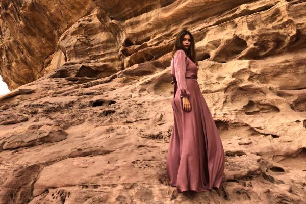 Anita Dujić najavljuje reviju ELFSA iz Jordana