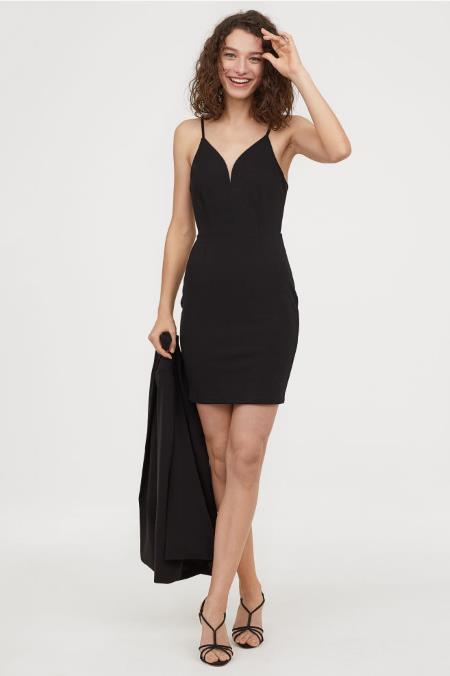 30 Svečanih Haljina Popularnih Marki Hm Ca I Zara Moda