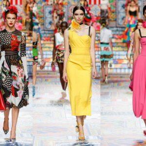 Moderne haljine za proljeće