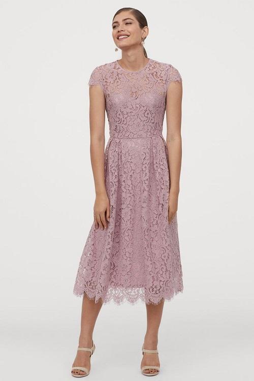 30 Svecanih Haljina Popularnih Marki H M C A I Zara Moda