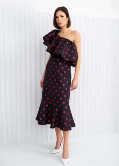 Ideje za novogodišnje haljine