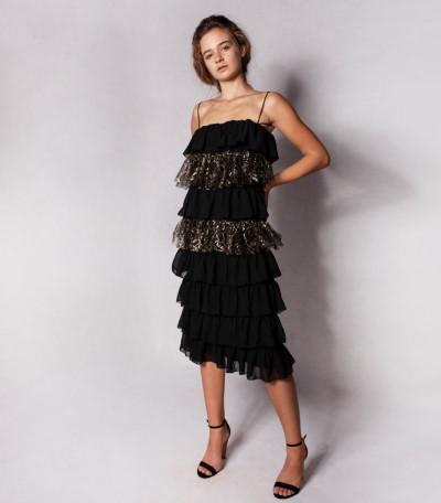 Ideje za novogodišnje haljine za doček