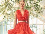Kako nositi crvenu boju i izgledati privlačno