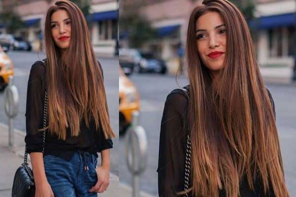 Moderne frizure za dugu kosu