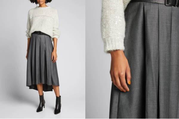 Top 30 modernih suknji za jesen-zimu 2020/21.