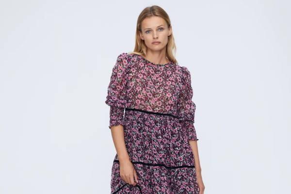 Zara haljine za punije žene jesen-zima 2020/21.