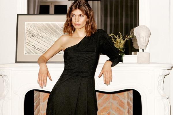 Moderne crne haljine za jesen-zimu 2020/21.