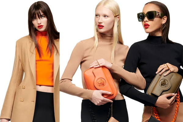 Versace moda za jesen 2021.