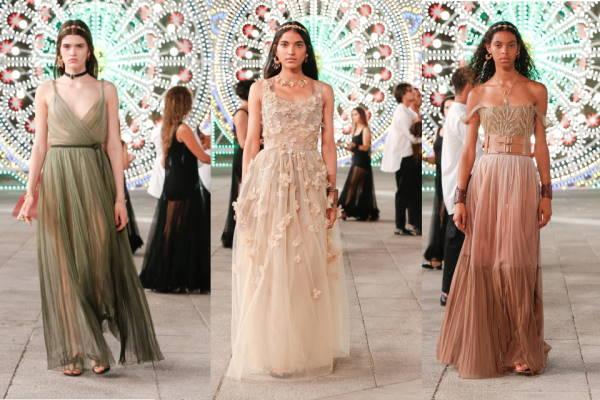 Svečane haljine Dior za 2021.