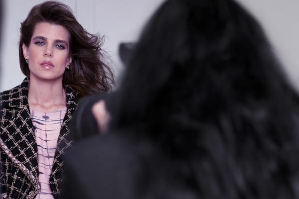 Unuka od Grace Kelly u kampanji za Chanel