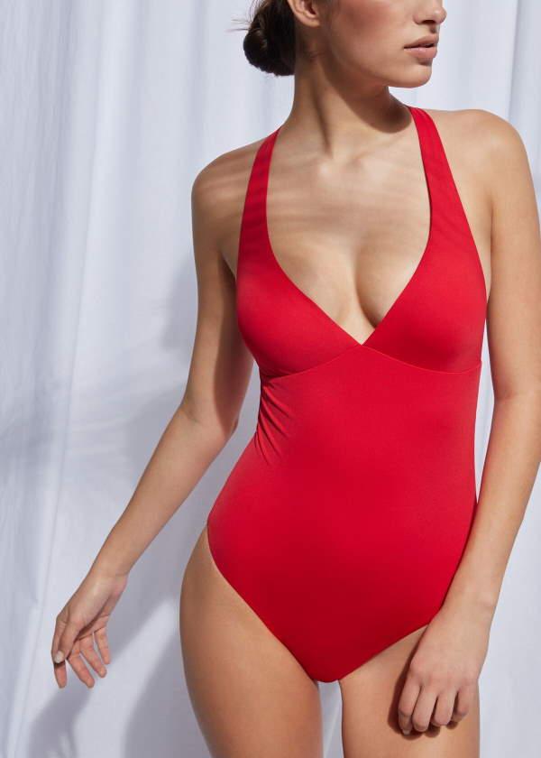Jednodijelni kupaći kostimi